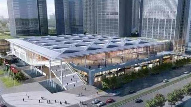 长沙国际会议中心10月开工 20年10