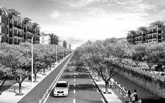 站东路延伸段19日动工 建成可缓解火车站片区交通