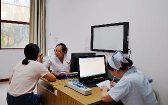 江西省首家慢病管理门诊和中医特色护理门诊在南昌市洪都