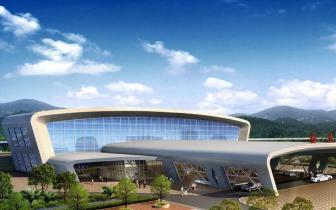 福清火车站实施改扩建工程 春运前有望投用