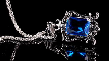 如何选购蓝宝石项链?注意这三方面!