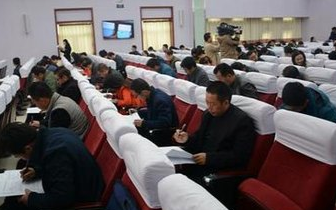 考试 河北省环保执法人员将进行环保专业法律知识考试