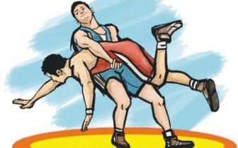 长治摔跤高手勇夺三级别冠军