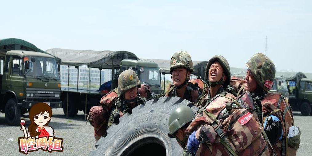"""负重60斤日训18小时!上海有批""""魔鬼""""特种兵"""
