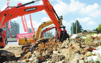 仓山第三季度开工28个项目 三江口将增商业综合体