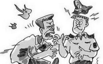 无证驾驶又暴力袭警 福清一男子因妨碍公务获刑