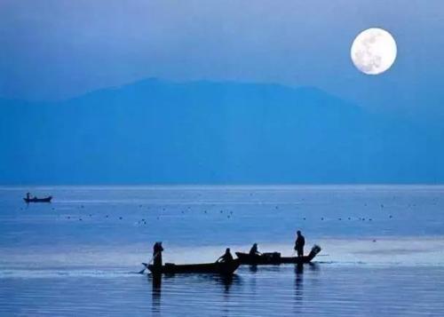 中秋佳节置业推荐 大理这些海景房能赏洱海月