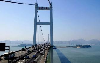 注意!中秋虎门大桥分流管控 不想堵路上的速看