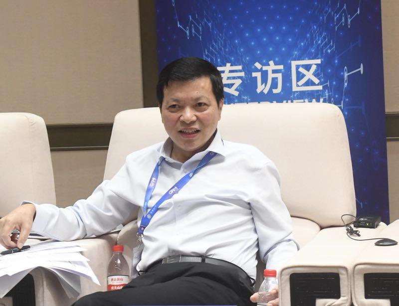 深圳市比克动力电池有限公司总裁解国林