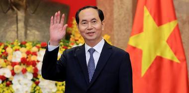 越南国家主席陈大光去世 享年61岁