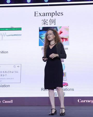 AI女王:人工智能的未来掌握在我们手中