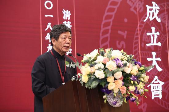 维护传统文化 传承经学理念—清华大学中国经学研究院正式成立