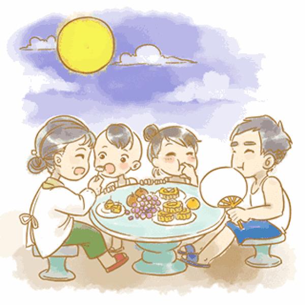 活动邀请┃浓情中秋9月22日共聚紫御国都,自制月饼送