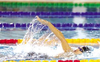 打牢基础 培养苗子 游泳项目实现良性竞