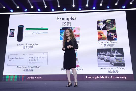 AI女王:别怕人工智能,它的未来掌握在我们手中
