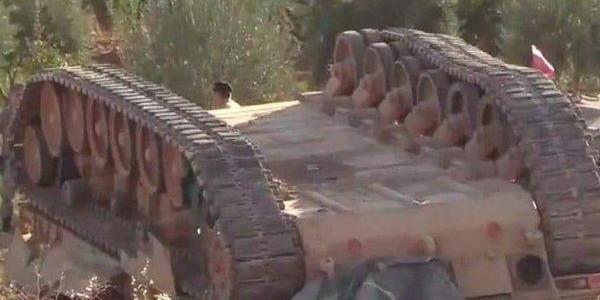 豹2坦克一世英名栽在这国手里