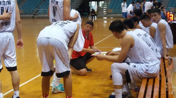 青年联赛与CUBA四强对抗赛:第三比赛日