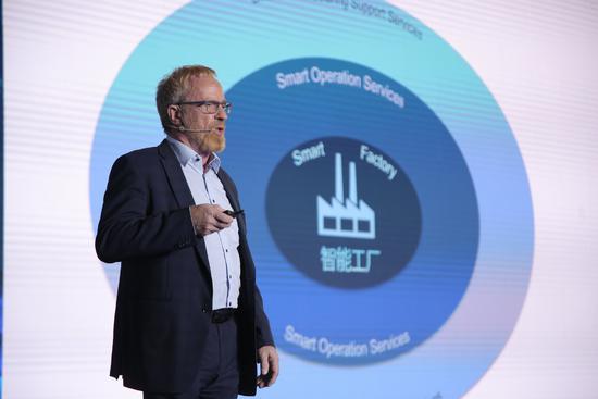 欧洲科学院院士、深知无限人工智能研究院院长兼首席科学家汉斯·乌思克尔特(Hans Uszkoreit)