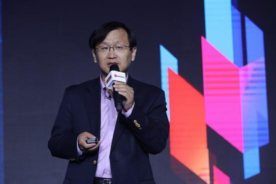 IBM全球副总裁、IBM大中华区首席技术官、IBM中国研究院院长沈晓卫