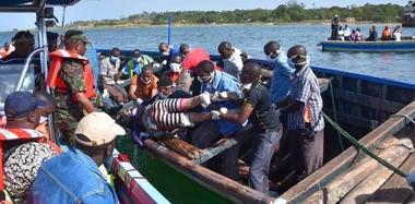 坦桑尼亚沉船事故死亡人数升至126人