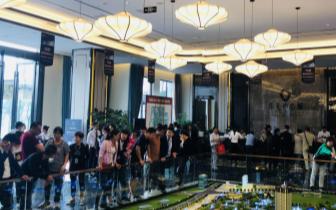 9月22日阳光·中心城营销中心盛大亮相