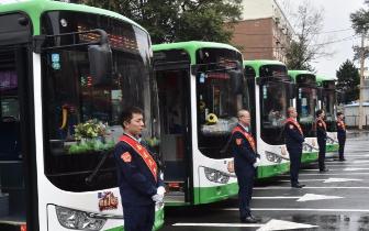 """""""绿色出行从身边做起""""长春举行公交出行宣传活动"""