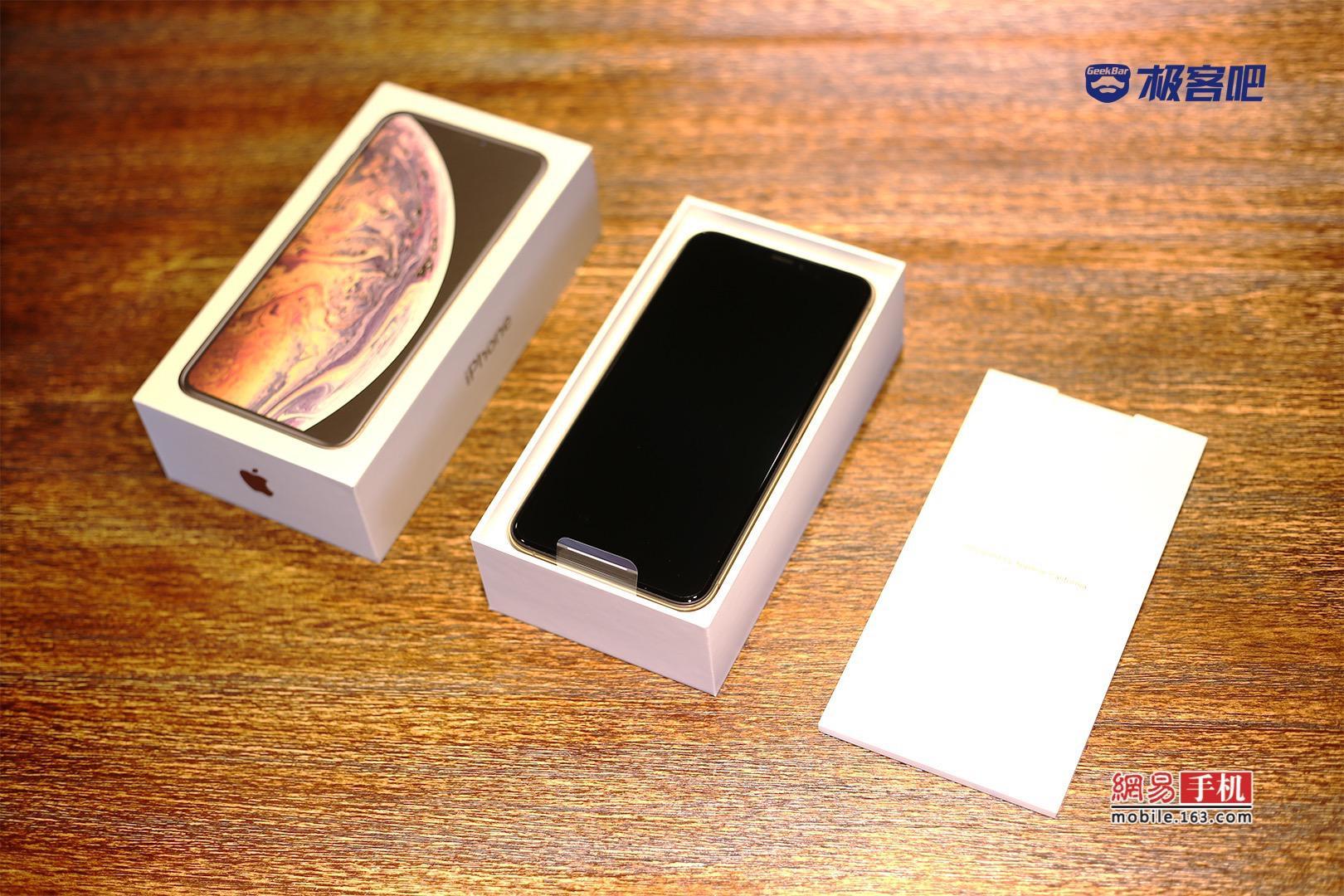 iPhone XS Max详细拆解:做工精湛/双卡有玄机