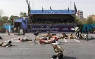 伊朗阅兵遭恐袭致24死