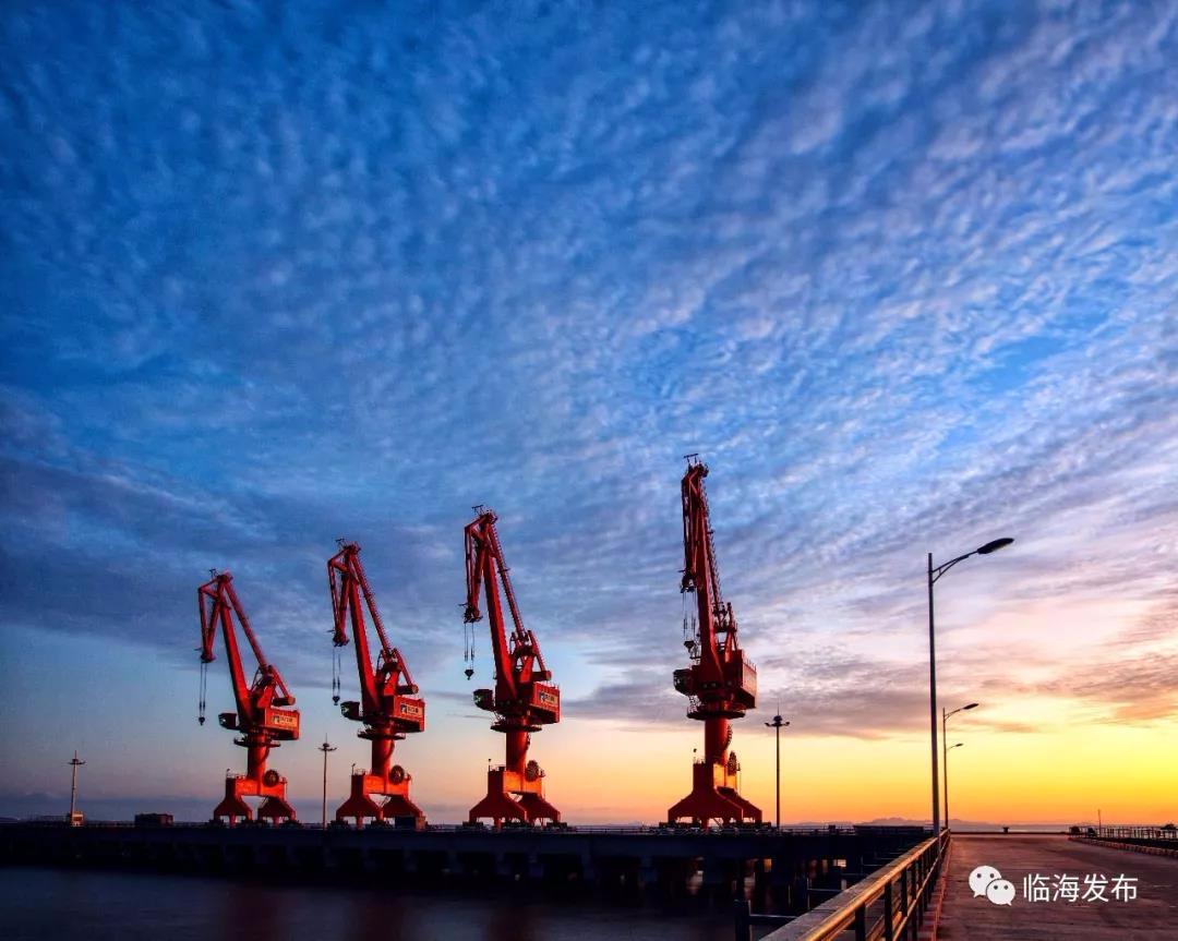给力!明确头门港为台州港核心港区