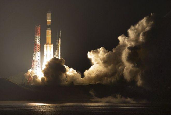 日本发射一艘货运飞船 为国际空间站送去生活用品