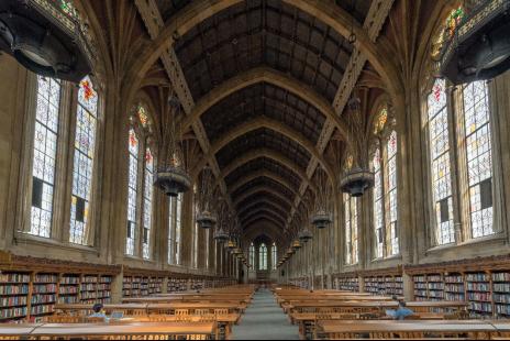华盛顿大学Suzzallo图书馆