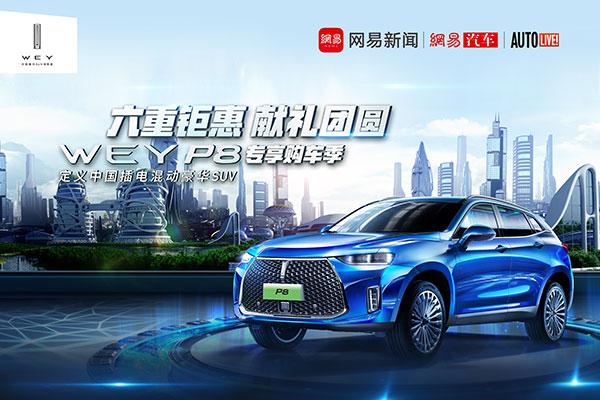 网易小易看车团WEY深圳专场圆满结束