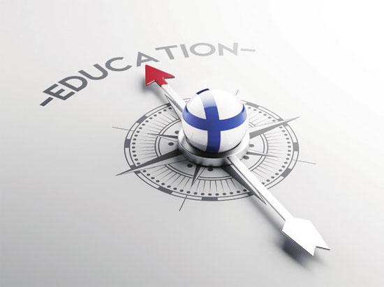 芬兰:吸引尖子生当教师 收入与学校层级相关
