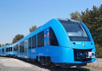 首班氢能列车在德国发车:时速140公里 零碳排放