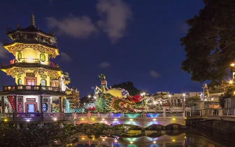 丹麦摄影师耗时3个月拍摄:让世界看到台湾的美