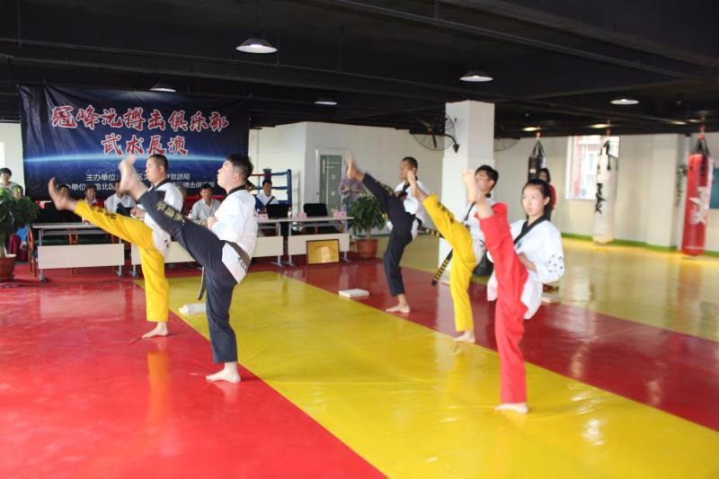 唐山市路北区武术协会成立大会隆重举行