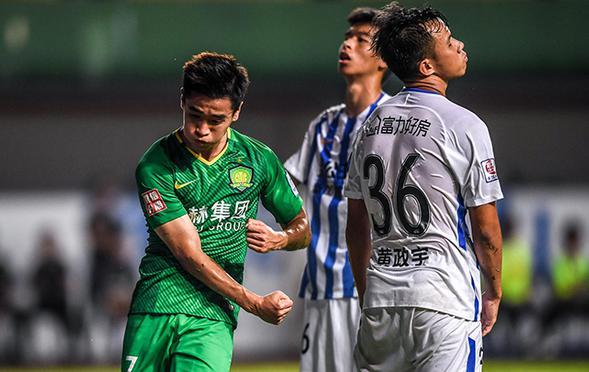 国安总比分8-1富力 晋级足协杯决赛