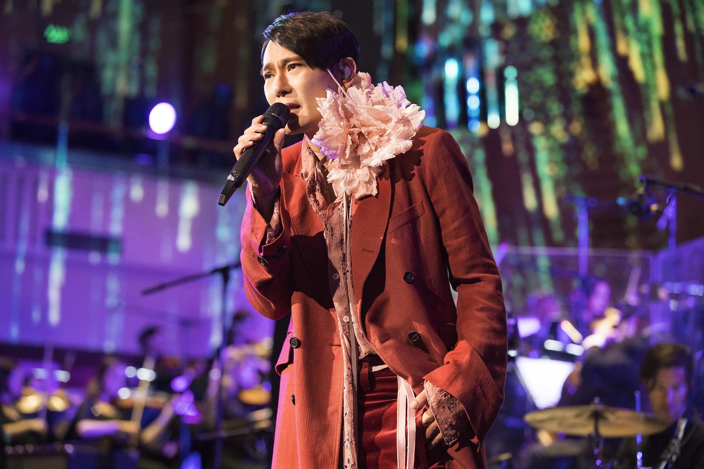 张信哲黑胶《歌时代Ⅱ》 9月28日全球同步发行