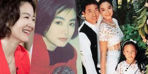 再美的女星都逃脱不过婚姻的背叛 林青霞被曝离婚