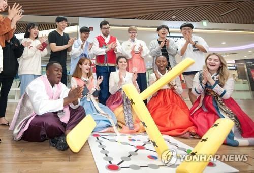 华媒:在韩留学生近15万 中国学生低于五成