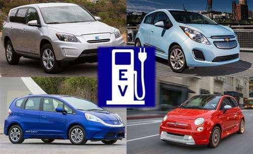 加州追加2000美元电动车补贴 每辆车累计4500美元