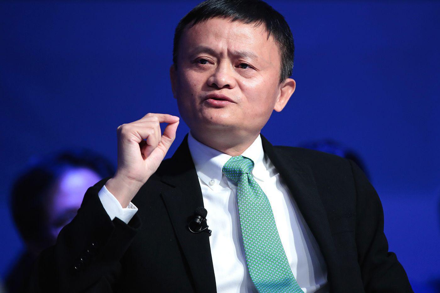 马云谈企业责任:好的互联网企业不争流量争担当