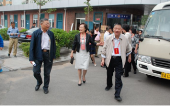 太原市政协领导到太原市财贸学校视察调研