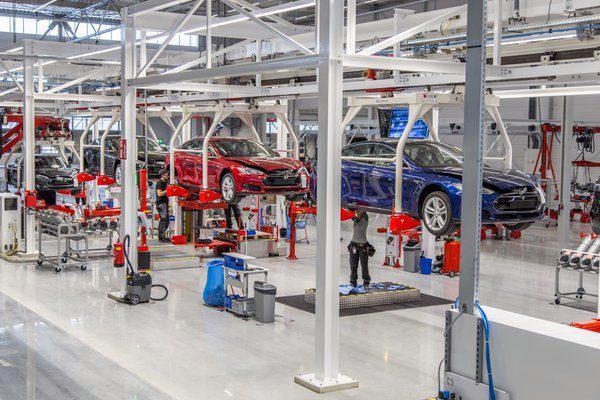 """特斯拉扩大欧洲中心  工厂附近再建""""总装""""工厂"""