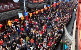 中秋假期福州接待游客近百万人次 吸金5.73亿元