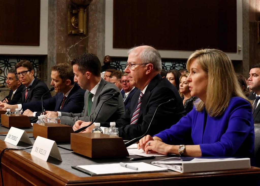 美国会召开听证会 科技巨头呼吁出台保护隐私法