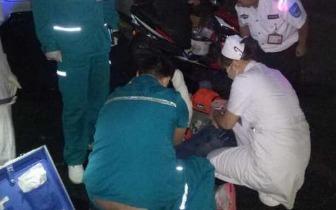 郑州女子半夜连续摔倒两次,医护人员道出原因