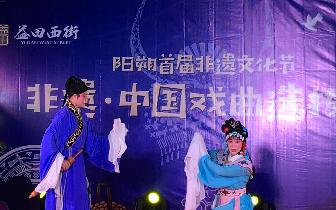 《非遗·中国》桂林地区戏曲选拔赛圆满落幕