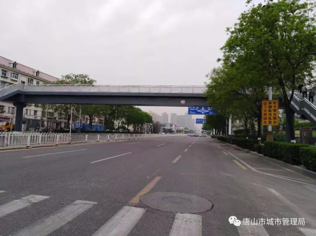 最新消息!唐山中心区又要新建一座天桥