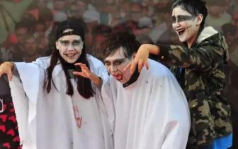 扮僵尸、玩刺激 2018丰都彼岸花节邀你来参与